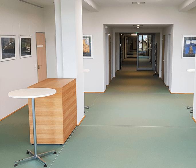 Foyer Konferenzbereich